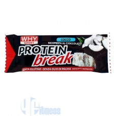 WHY SPORT PROTEIN BREAK 30 GR
