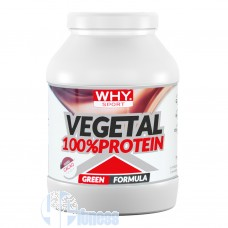 WHY SPORT VEGETAL 100% PROTEIN 750 GR
