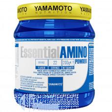 YAMAMOTO ESSENTIAL AMINO POWDER 200 GR